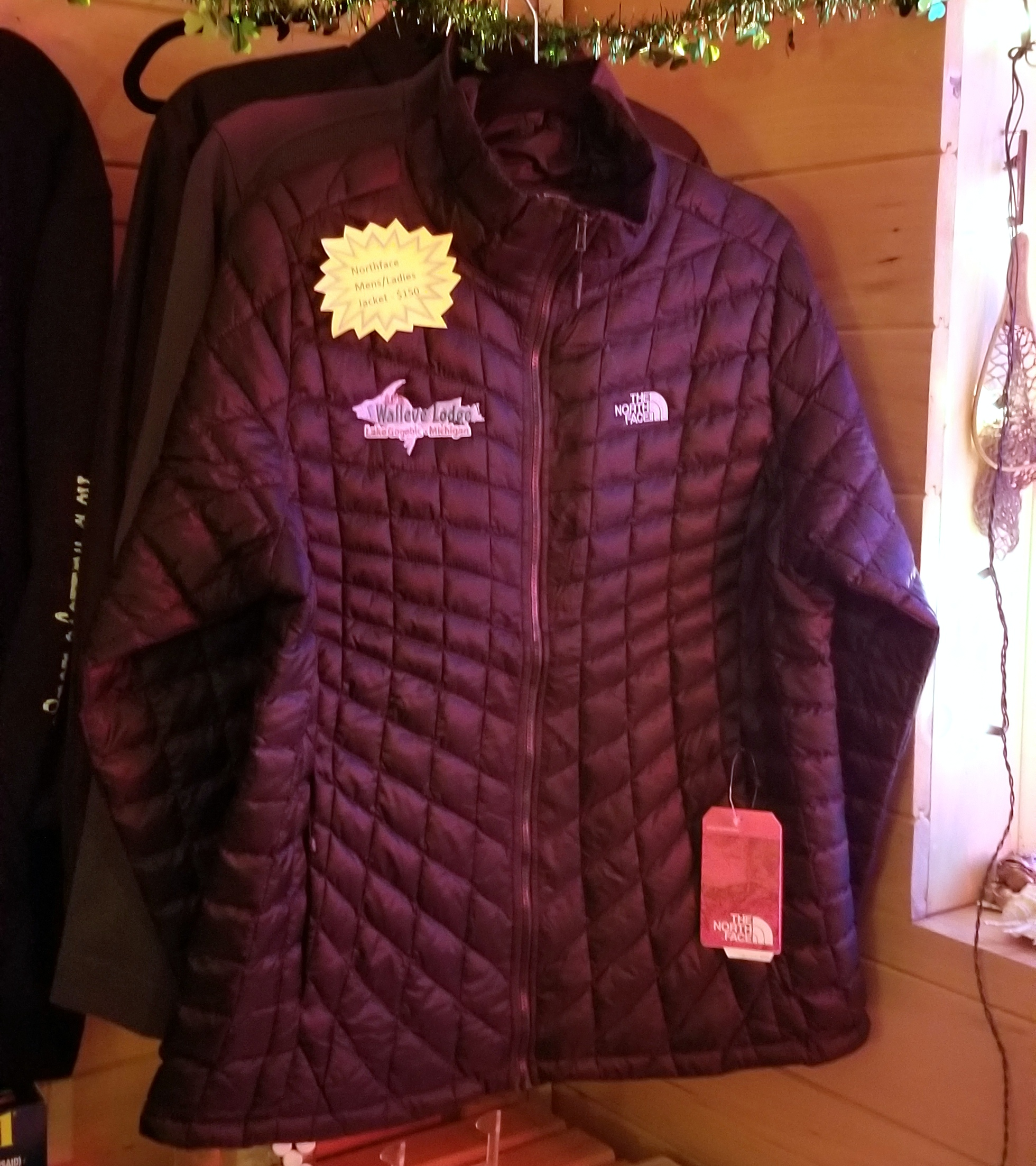 Ladies NorthFace Jacket